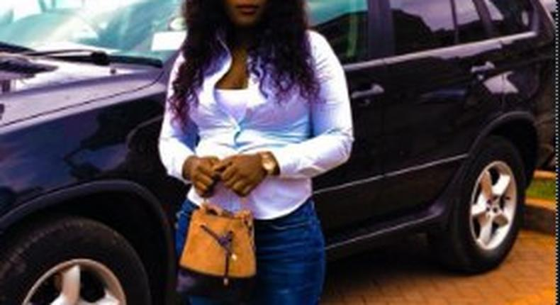 Late Monica Kimani. New details indicate that a man in white kanzu visited her before her brutal murder