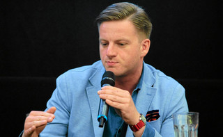 Szczepan Twardoch laureatem polsko-niemieckiej nagrody literackiej