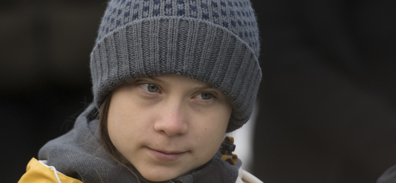 Greta Thunberg / Stefano / Guidi GettyImages