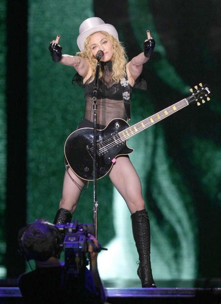 Madonna koncert w Polsce 2012