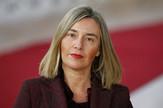 Federika Mogerini. EPA - JULIEN WARNAND