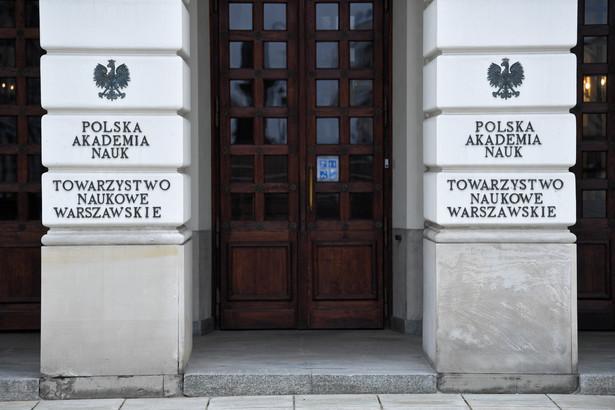 Polska Akademia Nauk
