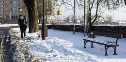 Śniegowa breja na gdańskich chodnikach!