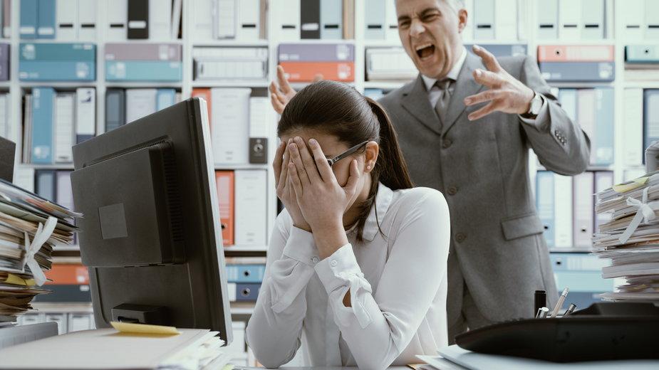 Cechy złego szefa. Sprawdź, czy twój takie ma (zdjęcie ilustracyjne)