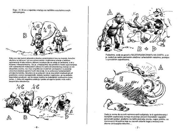Tabla 6 i 7