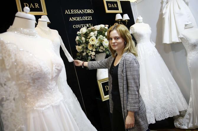 Jelena ima vremena da odabere pravu venčanicu za sebe