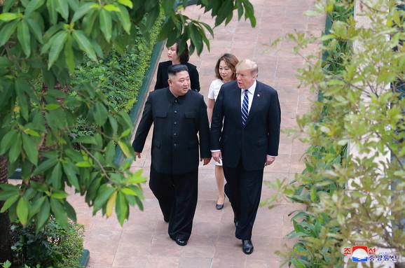 Samit Kima i Trampa u Hanoju okončan je bez potpisivanja sporazuma