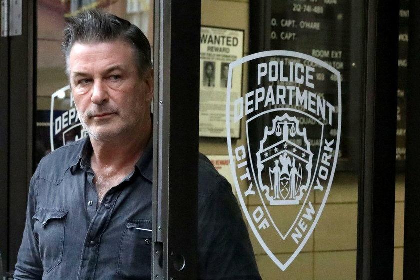 Alec Baldwin przyznał się do napaści na Polaka w Nowym Jorku