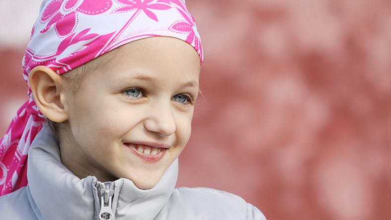 Dzieci chore na raka jadą na wakacje