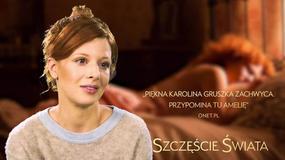 Karolina Gruszka: to film dla osób lubiących kino subtelne i nastrojowe