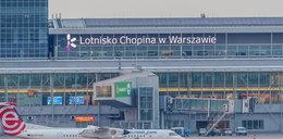Wstrzymane loty nad lotniskiem Chopina. Co się stało?