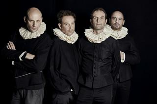 """Teatr Montownia wystawia """"Dzieła wszystkie Szekspira (w nieco skróconej wersji)"""""""