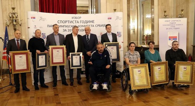 Paraolimpijci Srbije