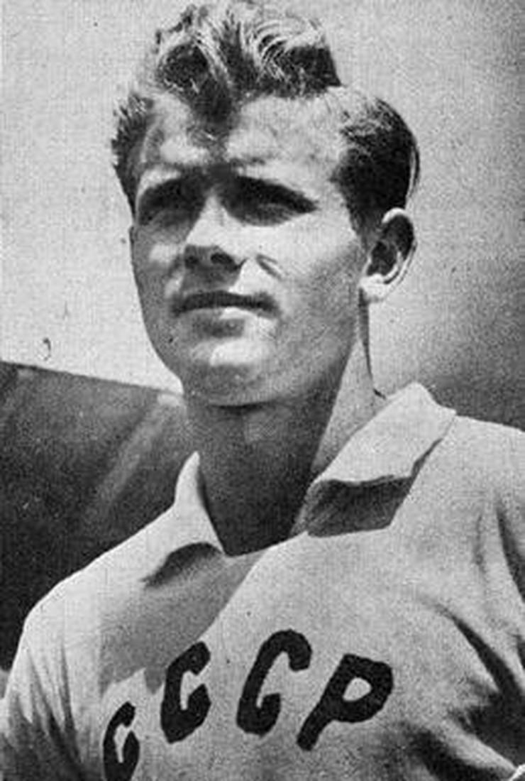 Eduard Streljcov