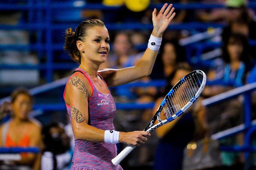Agnieszka Radwańska wygrała turniej WTA w New Haven!
