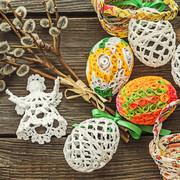 Ozdoby Wielkanocne Ręcznie Robione Diy Efektowne I łatwe