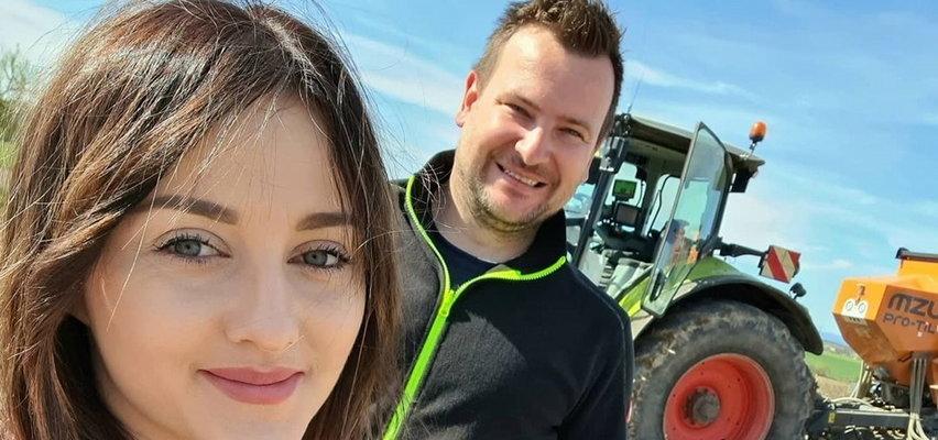 """""""Rolnik szuka żony"""" Anna i Grzegorz Bardowscy pokazali zdjęcia z budowy. Jak będzie wyglądał ich wymarzony dom?"""