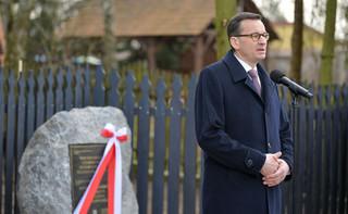 Morawiecki o programie 'Emerytura Plus': Kiedy jedni szukają w Polsce dyktatury, my zwiększamy emerytury