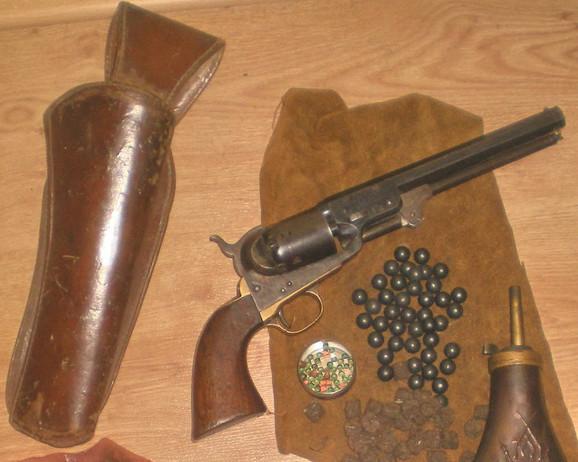 Pištolj colt navy iz 1851