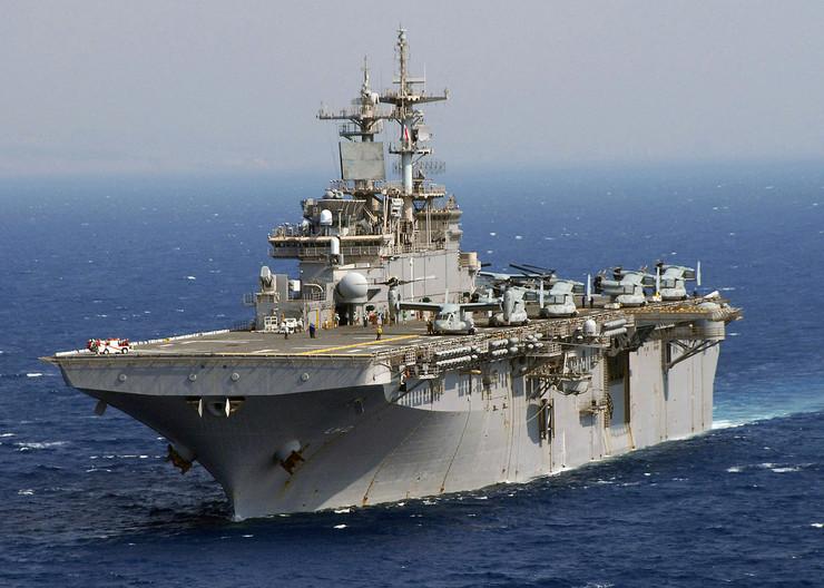 najveci ratni brodovi03 foto Wikipedia U.S. Navy Zachary L. Borden
