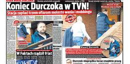 Zeznania kolegów pogrążą Durczoka?