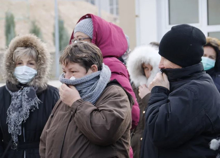 Protest deponija Mostar
