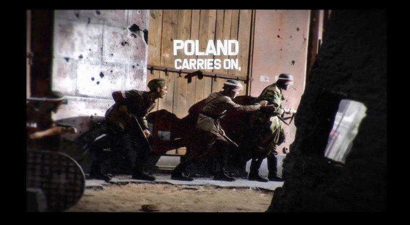 PFN przygotował spot o Powstaniu Warszawskim