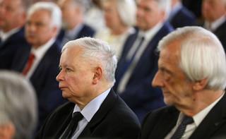 Kaczyński: Anita Czerwińska nowym rzecznikiem PiS, Radosław Fogiel - jej zastępcą