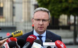 Szczerski rezygnuje z kandydowania na komisarza UE