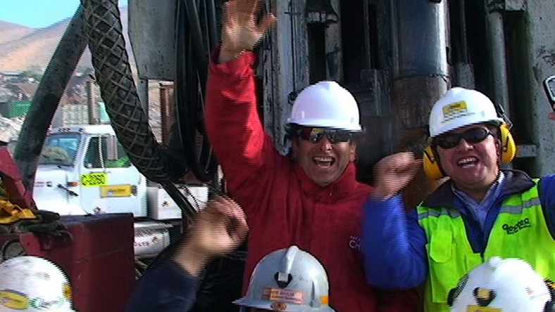 Historia chilijskich górników będzie ekranizowana w Hollywood