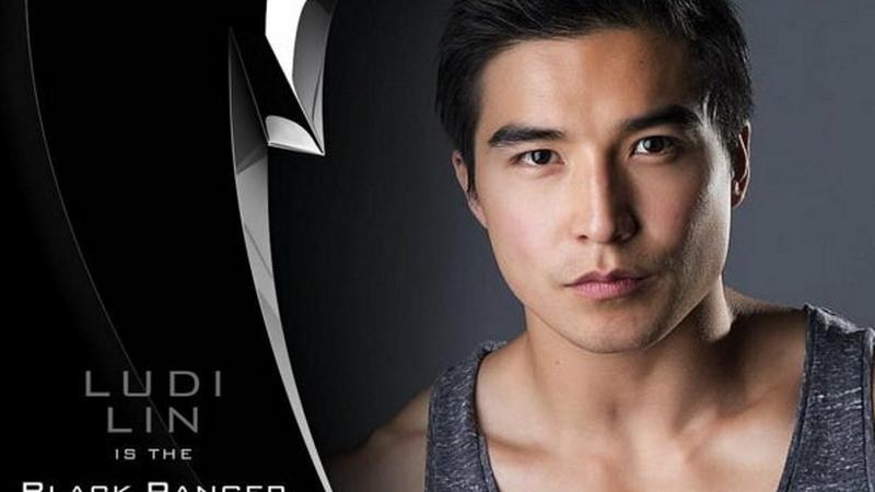 """""""Power Rangers"""": Ludi Lin w obsadzie (fot. Instgram)"""