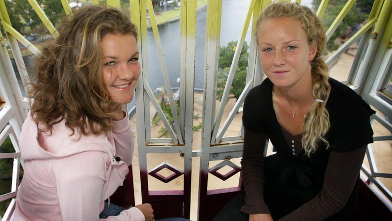 Radwańskie mogą na siebie trafić w ćwierćfinale