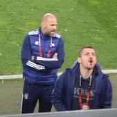 VELIKI SKANDAL EVROPSKOG FUDBALA Psovke Albanca iz Dinamo Zagreba odzvanjale stadionom, isprovocirao ga novinar - on odgovorio na srpskom