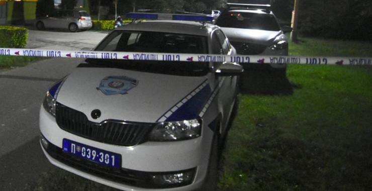 Policija uviđaj noćna pokrivalica