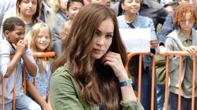 """""""Wojownicze Żółwie Ninja"""": Megan Fox na planie filmu"""