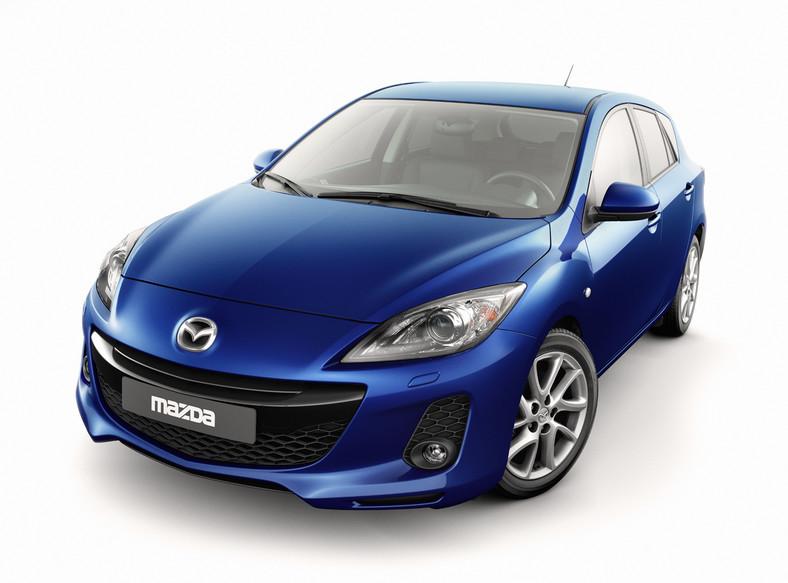 Mazda3 po liftingu