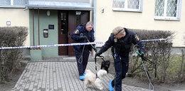 Morderstwo na Woli. Czyje psy były w mieszkaniu?