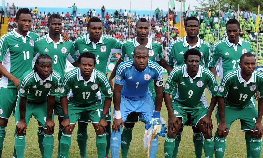 Nigeria reprezentacja
