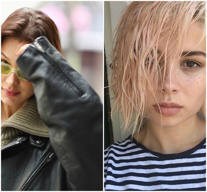 Trendi frizure za leto