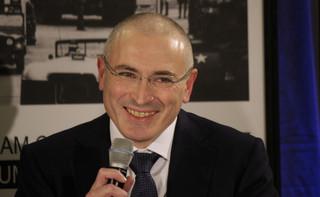 Chodorkowski: Rosjanie mogą mieć 'kreta' w otoczeniu Angeli Merkel
