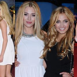 Dwie piękne miss na jednej imprezie