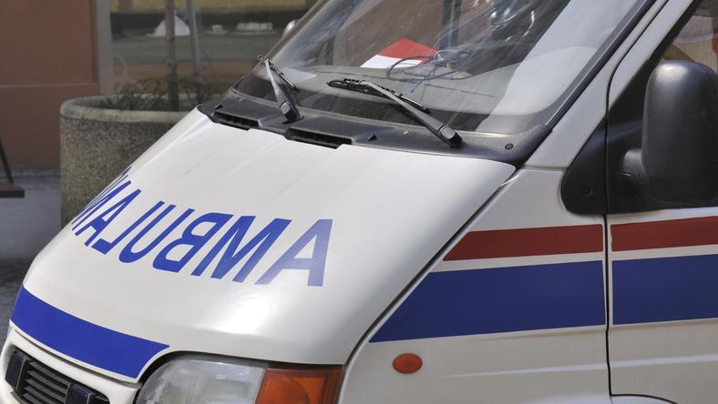 Lubuskie: Wypadek z udziałem pijanego kierowcy. Sześć osób w szpitalu