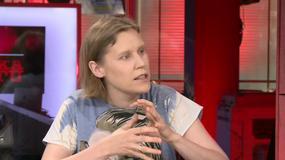 Gaba Kulka: dla mnie szokujący jest brak buntu