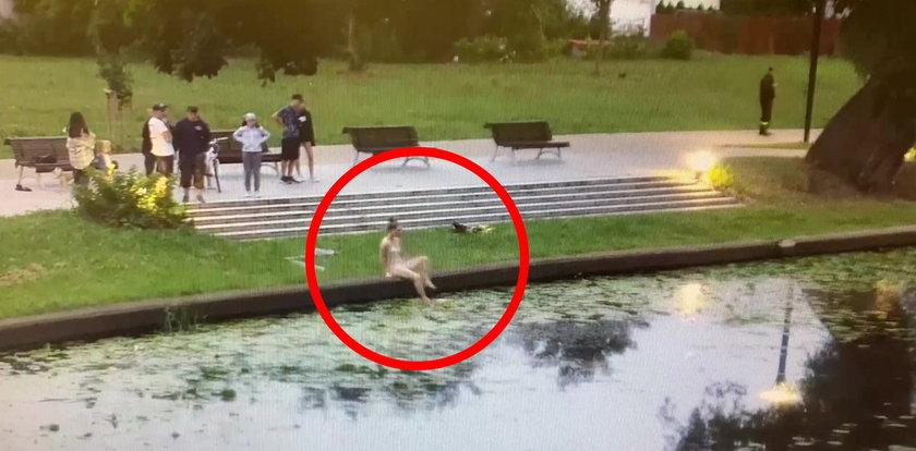 Dramatyczne sceny na Pomorzu. Młoda matka nie mogła patrzeć na tę tragedię. Rozebrała się i wskoczyła do wody [WIDEO]