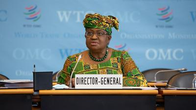 Okonjo-Iweala urges developed economies to support African countries with IMF allocations