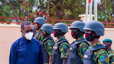Delta govt rebuilds High Court complex burnt during #EndSARS protests
