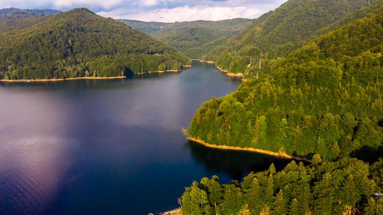 Lacul Fedraro, România