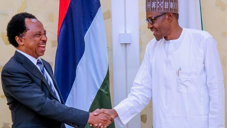 Image result for They want to disgrace Buhari, it's not by force to attend – Shehu Sani