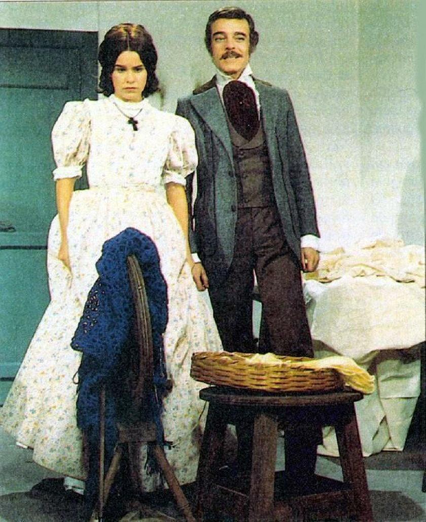 Lucelia Santos i Rubens de Falco