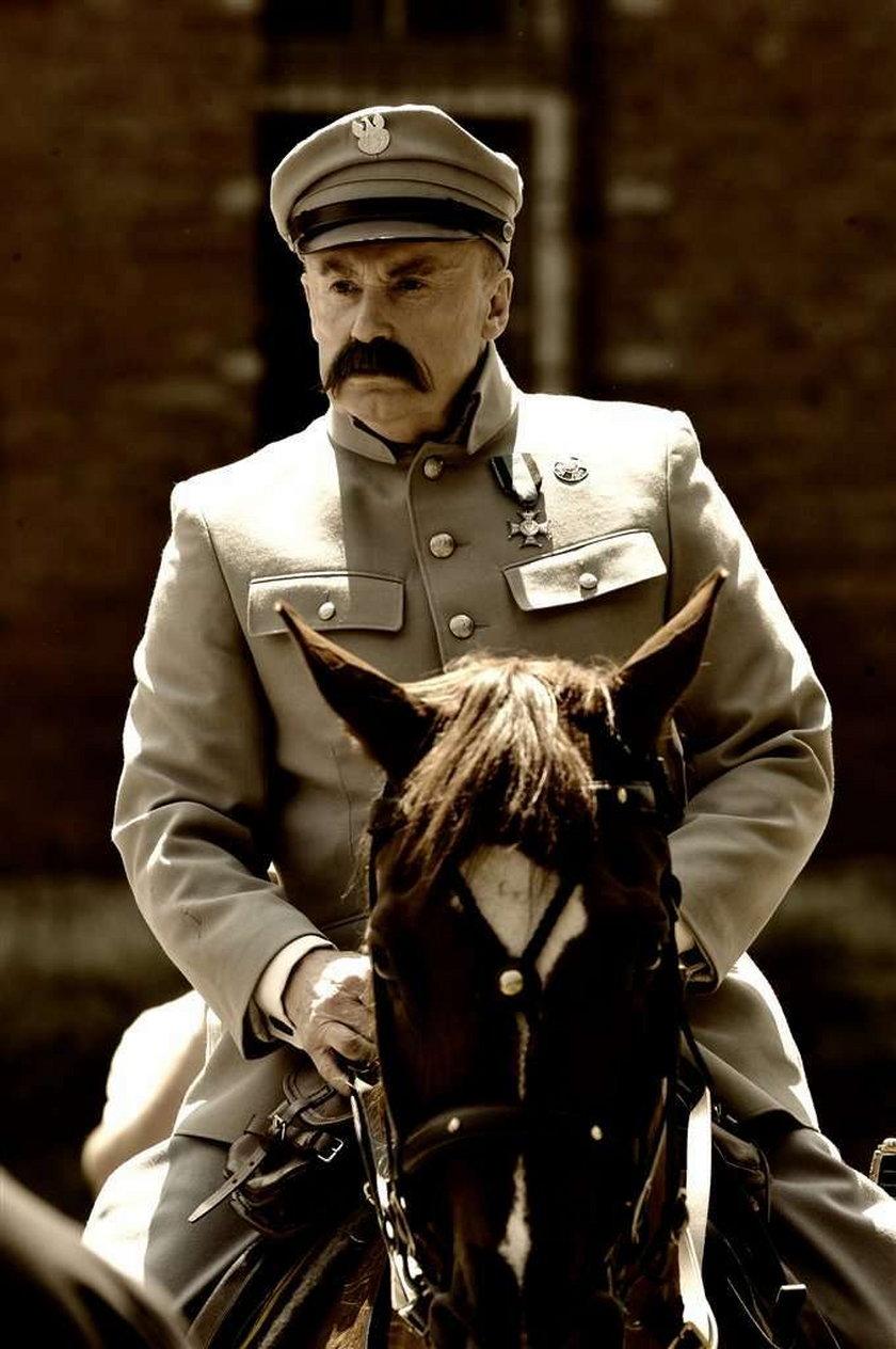Olbrychski: Piłsudski głosowałby na PO
